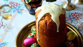 Easter bread (kulich) recipe : SBS Food