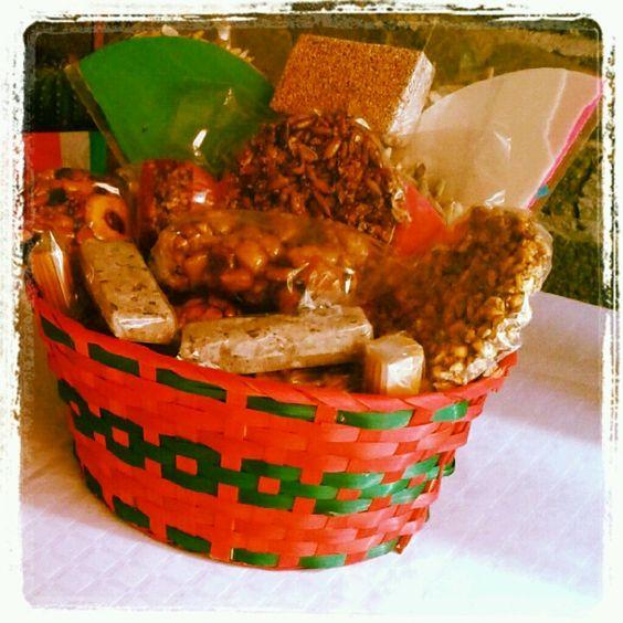 Dulces típicos mexicanos :-P