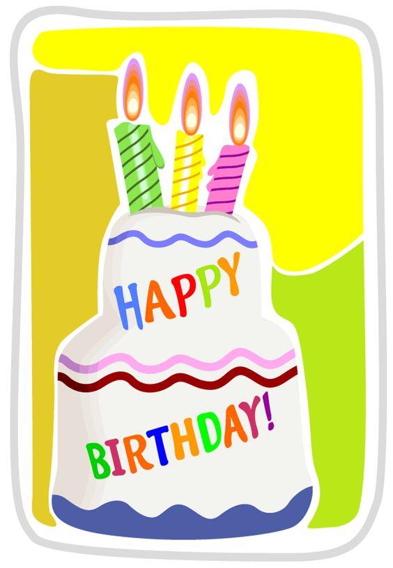 #Birthday Card - Free #Printable http://www.greetingsisland.com/