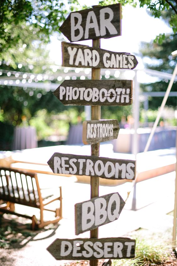 Amazing Wedding Sign Board Ideas to Spot, efc3be482c521d9a0599c00b84c3793e