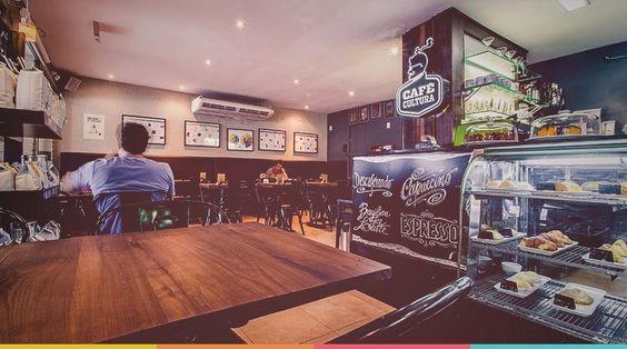 Café Cultura - Uma seleção de lugares bacanas para trabalhar remotamente em Floripa.