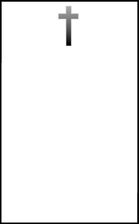 Tarjetas De Invitación A Misa De Difuntos Para Imprimir