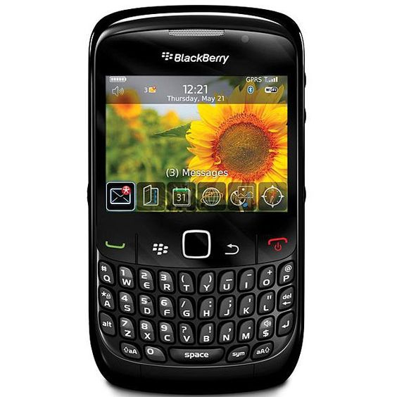 Berry Curve 8520 GSM Unlocked Cell Phone, #BB 8520