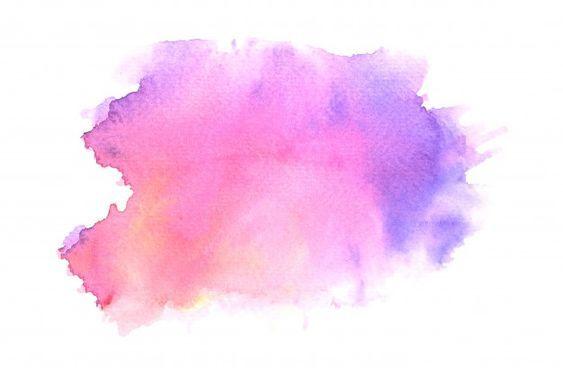 Purple Watercolor Paper Background Texture Watercolor Splash