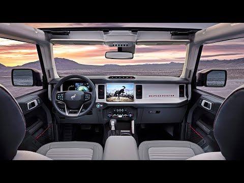 11+ Ford bronco interior pictures ideas