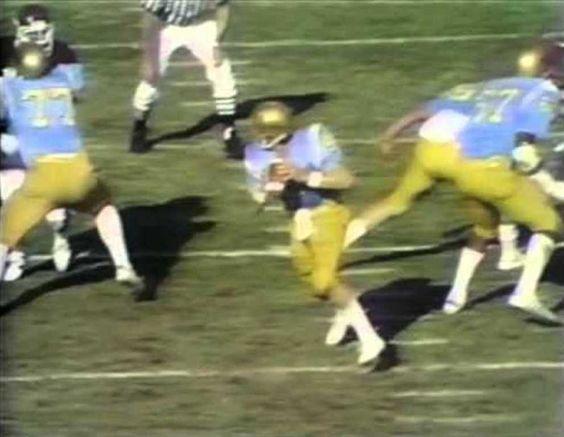 VIII Fiesta Bowl classic, Univ./Ark. vs. U.C.-L.A., 1978 college ...