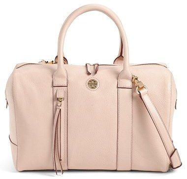 Tory burch leather purse tote
