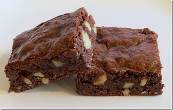 Perfectly Fudgy Brownies