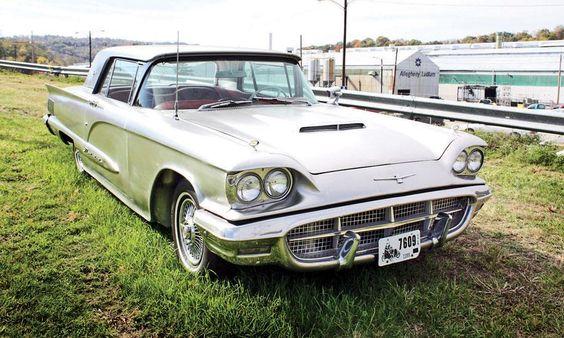 1958 Thunderbird in 100% Stainless Steel
