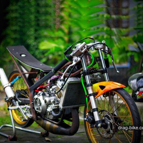 Foto Gambar Modifikasi Ninja   Tak Kontes Street Racing