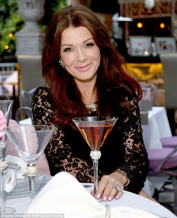 Ready for her close-up! Lisa Vanderpump shows off her new housewares collection! popcultureliving.com