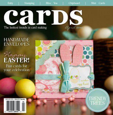 CARDS Magazine April 2009 | Northridge Publishing