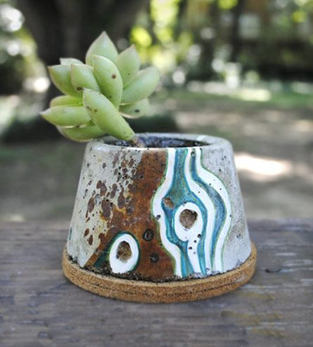 Modern Concrete Planter | Home Decor | MDC Interiors | Scoutmob Shoppe | Product Detail