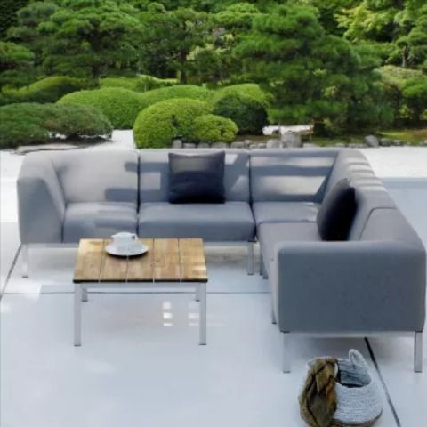 Zebra Gartenmobel Set Bellevue Lounge Lounge Tisch Gartenmobel Sets Lounge