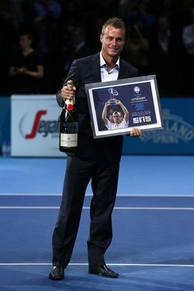 Lleyton Hewitt Photos - Barclays ATP World Tour Finals - Day Four - Zimbio