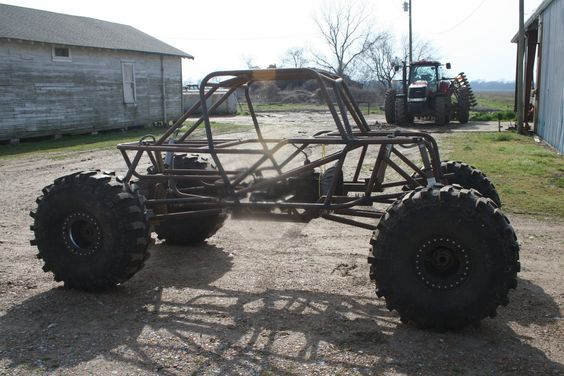Rock Crawlers 4x4 : Tube chassis rock crawler offroad pinterest