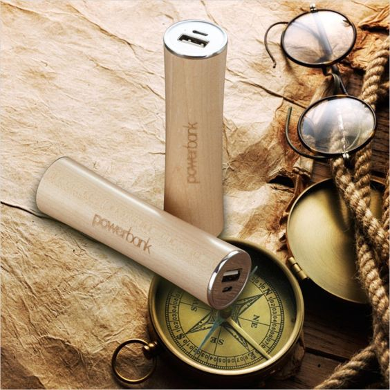 Power Bank Wood Charger Samsung iPhone Micro USB 4 5 4S 5S Special Vintage Style #Samsung