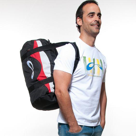 4207 - 30 - Bolsa de Viagem 30 L  #solparagliders #youcanfly #vocepodevoar #paraglider #parapente