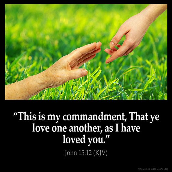 gallery for john bible verses about love