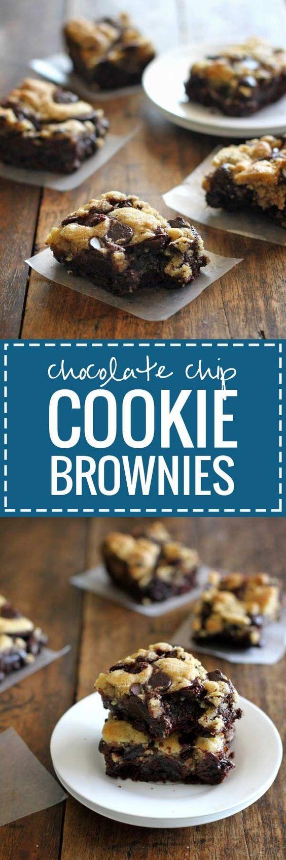 ... cookie dough brownies the top desserts cookie dough fudgy brownies