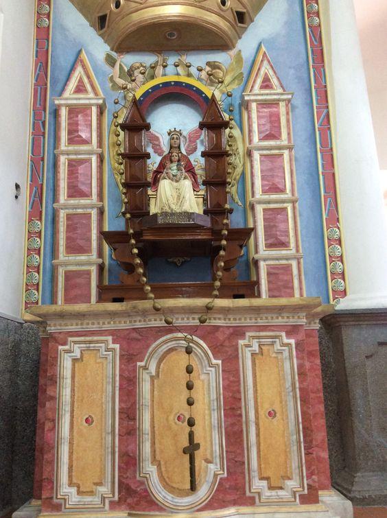 Virgen de Coromoto Venezuela