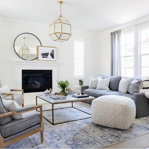 Instagram Sassandsun Gorgeous Modern Home Decor White Home Decor Modern Neutral Home Like T Comfy Living Room Living Room Scandinavian Living Room Designs