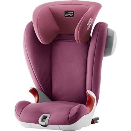 Britax Romer Autositz Kidfix Sl Sict Gruppe 2 3 15 36 Kg Kollektion 2018 Wine Rose Autositz Britax Romer Kindersitz Romer Kindersitz