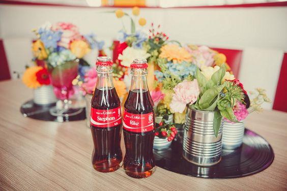 Zweiter Hochzeitstag von Friederike & Stefan im Fifties Stil   Hochzeitsblog - The Little Wedding Corner
