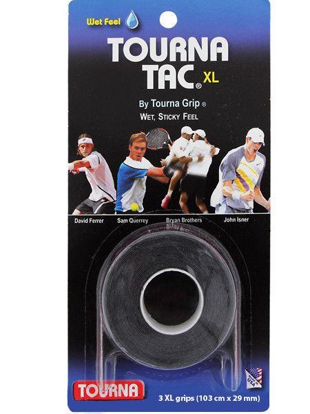 Tourna Tac XL Black Overgrip
