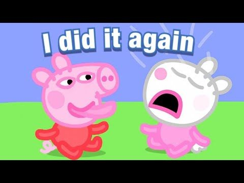 I Edited Another Peppa Pig Episode Because You Asked For It Youtube In 2020 Peppa Pig Pictures Peppa Pig Wallpaper Peppa Pig Memes