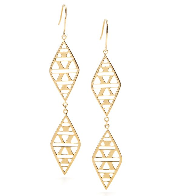 Check out & Shop these Gorjana & Griffin Kaia Drop Earrings @ http://rstyle.me/~zEcG