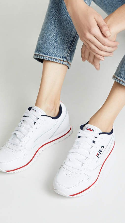 Fila Euro Jogger II Sneakers | Sport