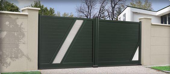 ... de portail et clôture – 30 ans dexpérience - Portail PVC et Alu