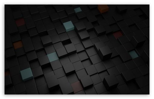 Black Cubes Hd Wallpaper For 4k Uhd Widescreen Desktop Smartphone Desktop Wallpapers Backgrounds Artistic Wallpaper Wallpaper