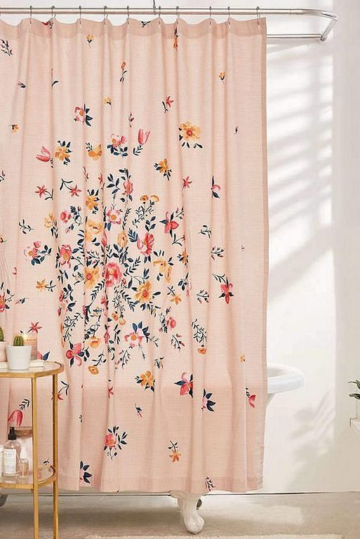 30 Pretty Shower Curtain Ideas That Make You Smile By Yourself