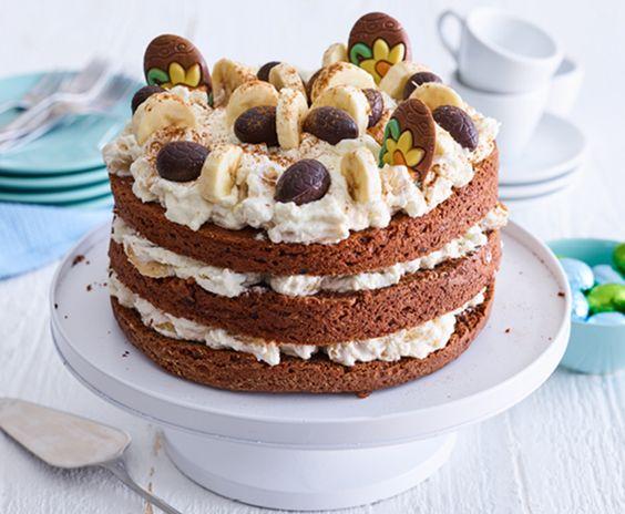 Chocolade paastaart | Deen Supermarkten: