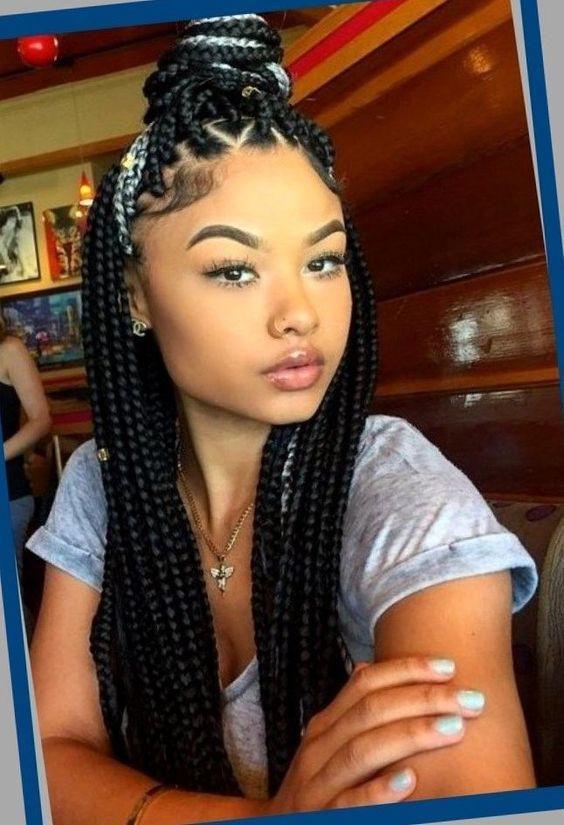 Incredible African American Hairstyles Braids 2017 Trend Hairstyles Short Hairstyles Gunalazisus