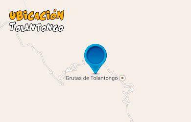 Ubicacion de Grutas Tolantongo