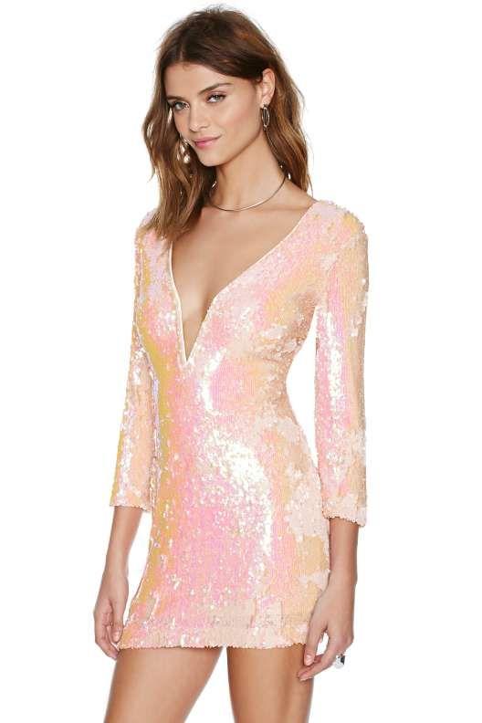 Nasty Gal Vanna Dress - Sale