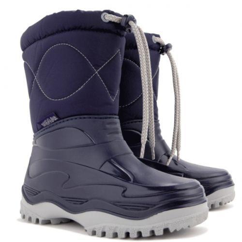Sniegowce Dla Dzieci Gumowce Ocieplane Demar Windy Kids Winter Boots Boots Snow Gear