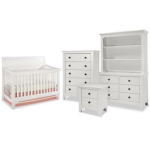 Westwood Design Taylor Nursery Furniture Collection In Seashell White Nursery Furniture Collections Furniture Collection Nursery Furniture
