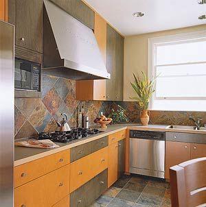 Dise o de cocinas peque as y sencillas para m s - Disenos de cocinas pequenas y sencillas ...