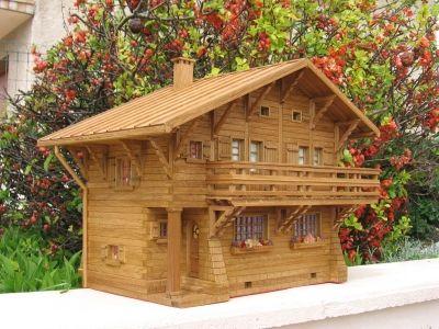 Pinterest le catalogue d 39 id es for Construire une maison miniature en bois
