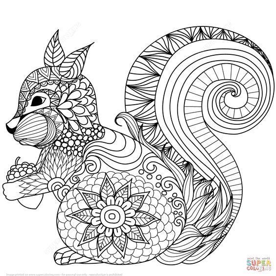 Fichas De Primaria Dibujos Para Colorear Mandalas Para Colorear Animales Mandalas Para Colorear Dificiles Mandalas Para Imprimir Gratis