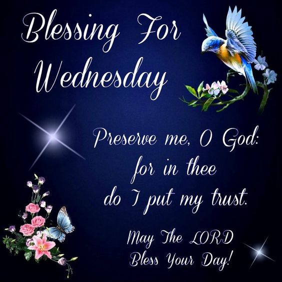 Blessing For Wednesday!!