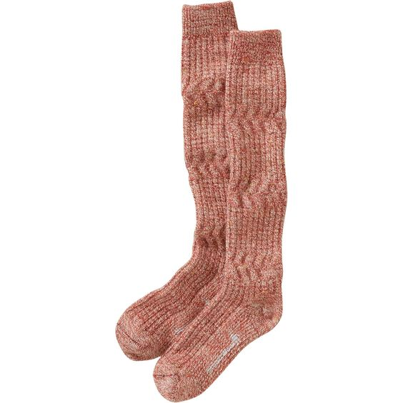7b615b390 New Women`s SmartWool Wheat Fields Knee-High Socks Merino Wool Damenmode  Socken   Strümpfe