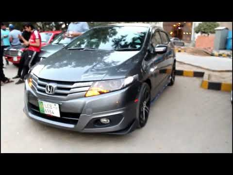 Honda City Vs Honda Civic X Simple Modified From Lahore Muneeb Akram Honda City Honda Civic Honda