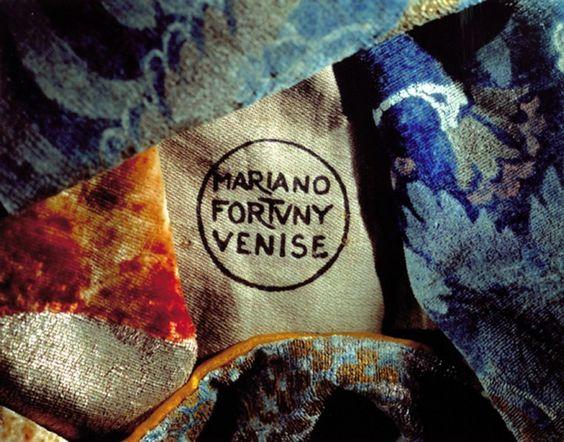 Telas de Mariano Fortuny y Madrazo (1871 – 1949)