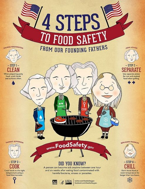 Food Safety Tips for Summer Cookouts | Real Food Real Deals