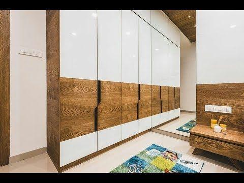 Modern Waldrobe Idea By Trendy Interior Youtube Wardrobe Door Designs Bedroom Furniture Design Sliding Door Wardrobe Designs